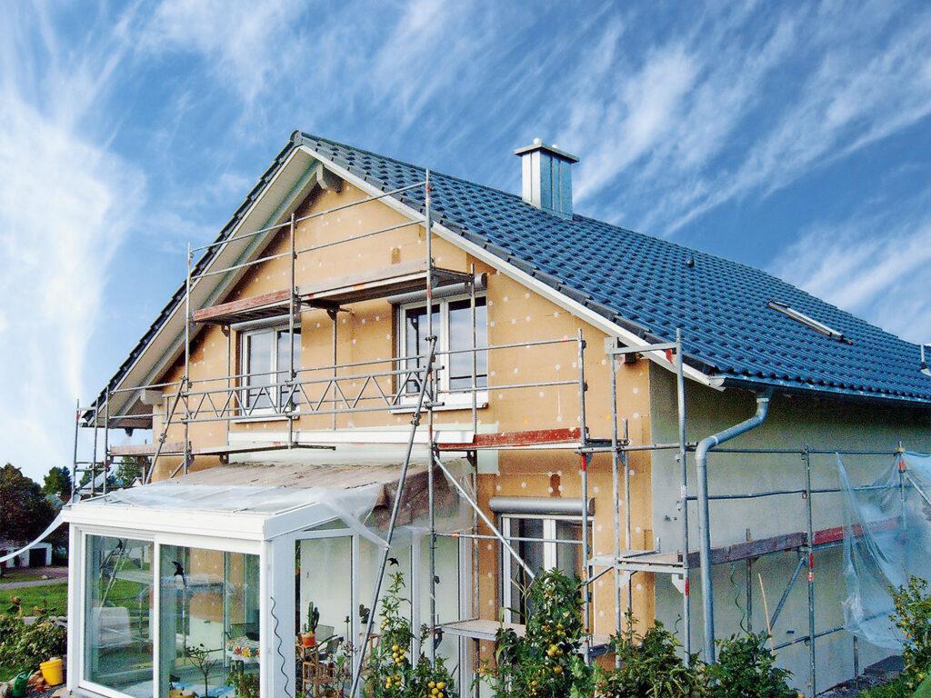 Haus Dämmung
