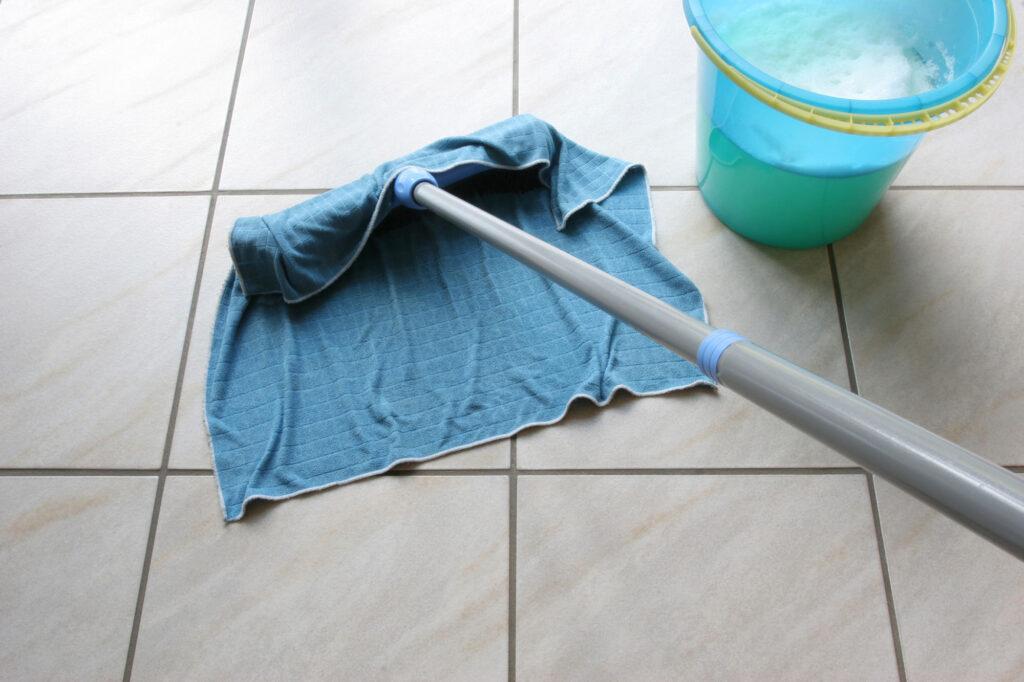Putzen als Dienstleistung