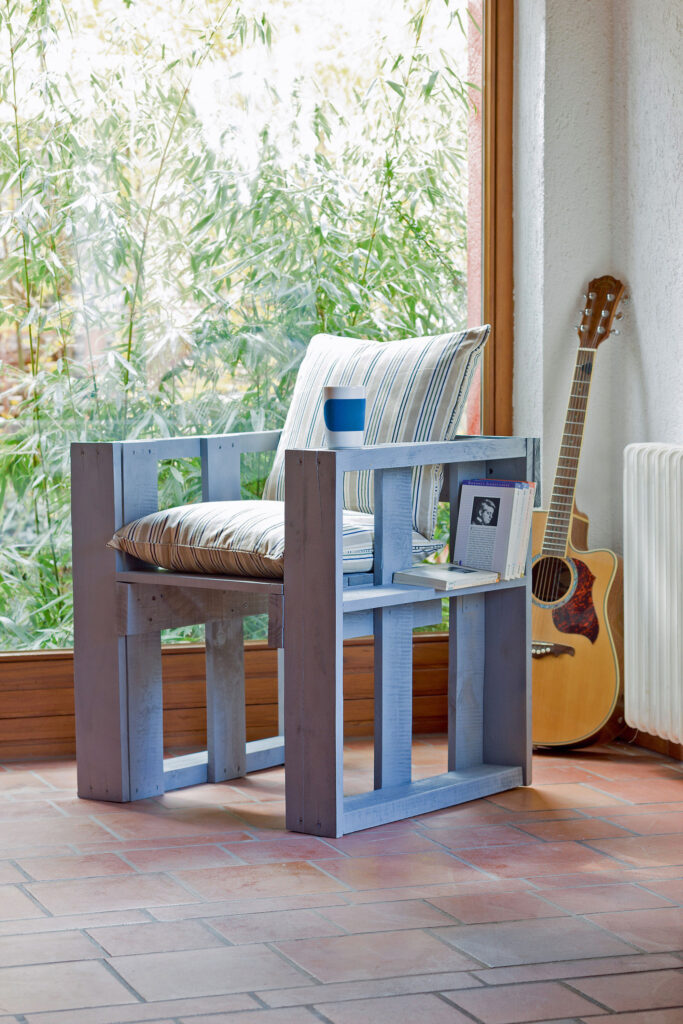 Palette Stuhl
