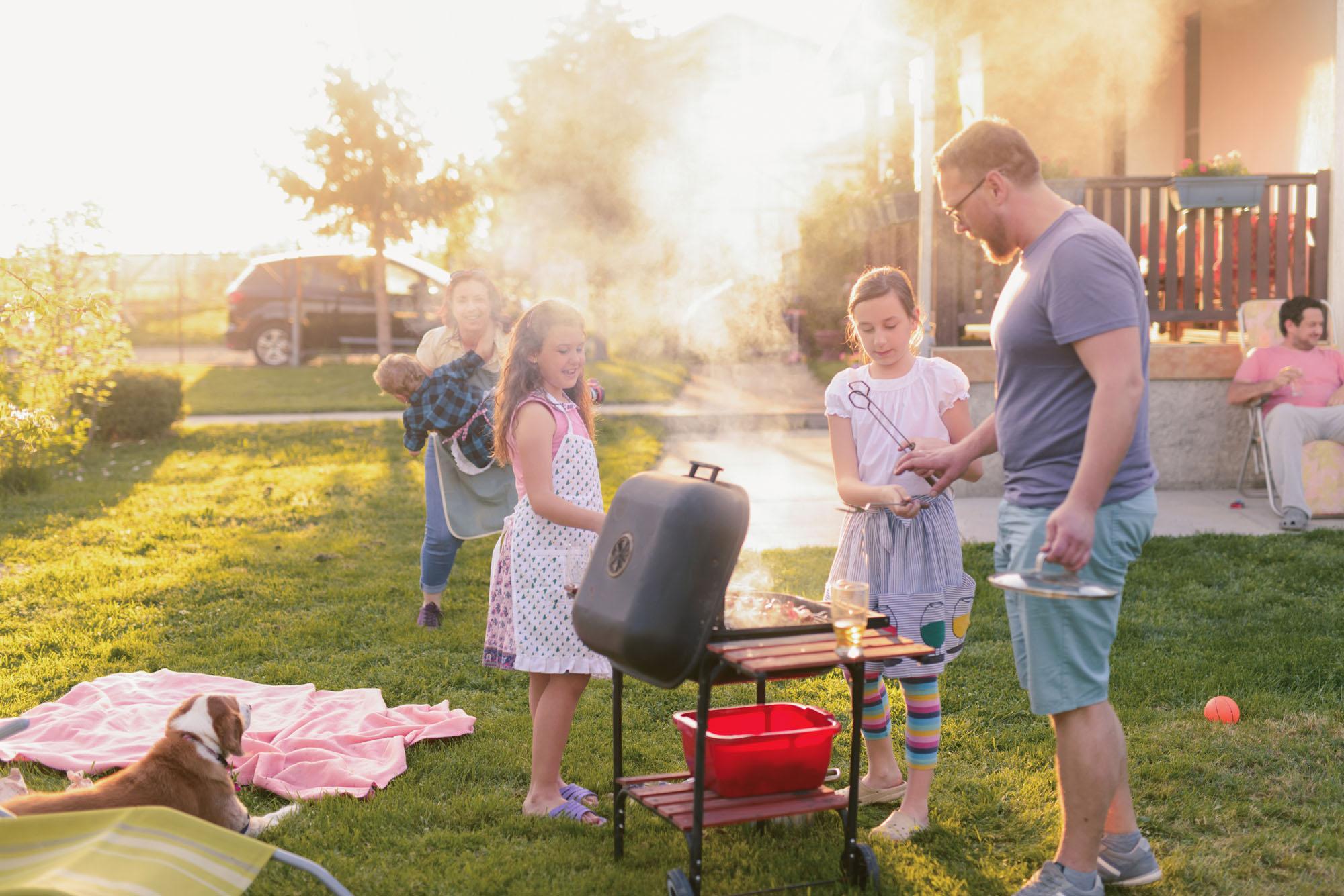 familie-grillt